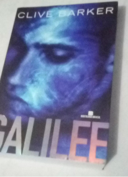 Pacote Livros Clive Barker Galilee Ladrao Eternidade Trama