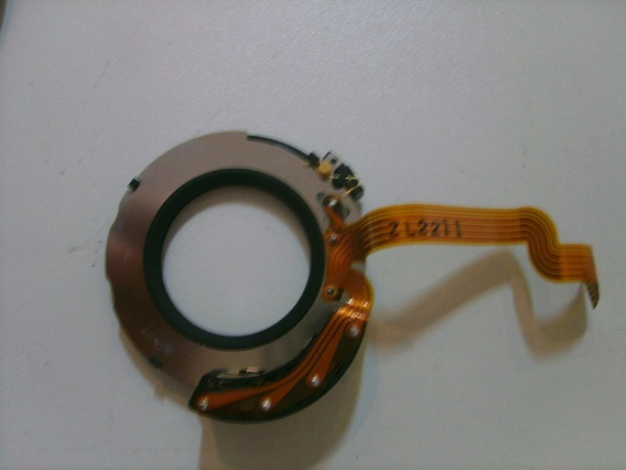 Diafragma Obturador Completo Para Lente Canon 50mm F/1.4