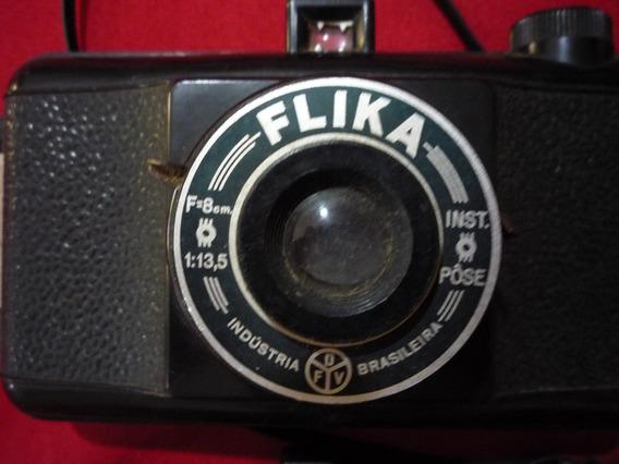 Máquina Fotográfica Flika Antiga