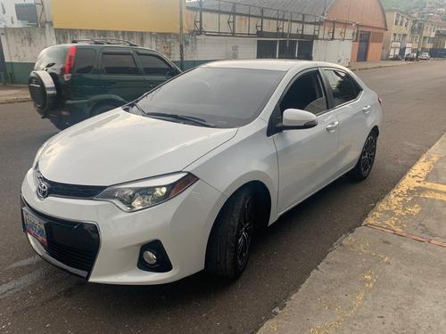 Imagen 1 de 8 de Toyota Corolla S Blindado