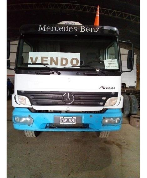 Vendo O Permuto Mercedes Benz Atego 1725 2009