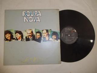 Lp Vinil - Roupa Nova - Luz - 1988