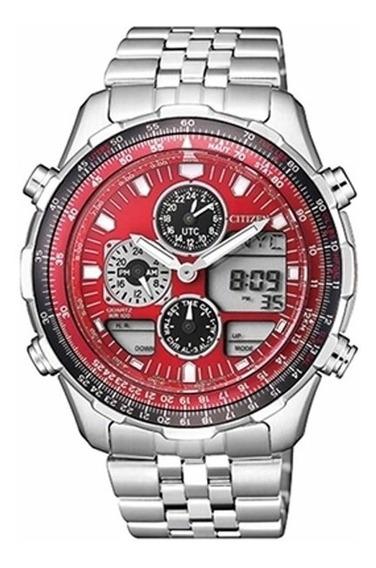 Relógio Citizen Masculino Prata Tz10173v