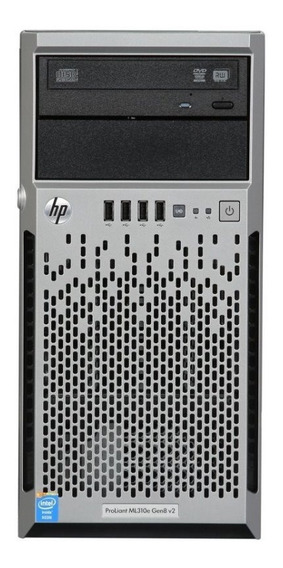 Servidor Hp Ml310e Gen8 (defeito)