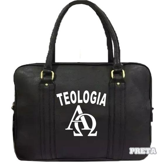 Bolsa Teologia Profissao Mochila Pasta