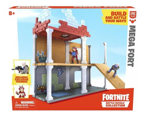 Fortnite Battle Royale Mega Forte De Batalha - Fun