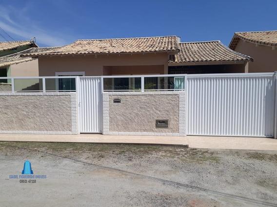 Casa A Venda No Bairro Estação Em Iguaba Grande - Rj. - 668-1