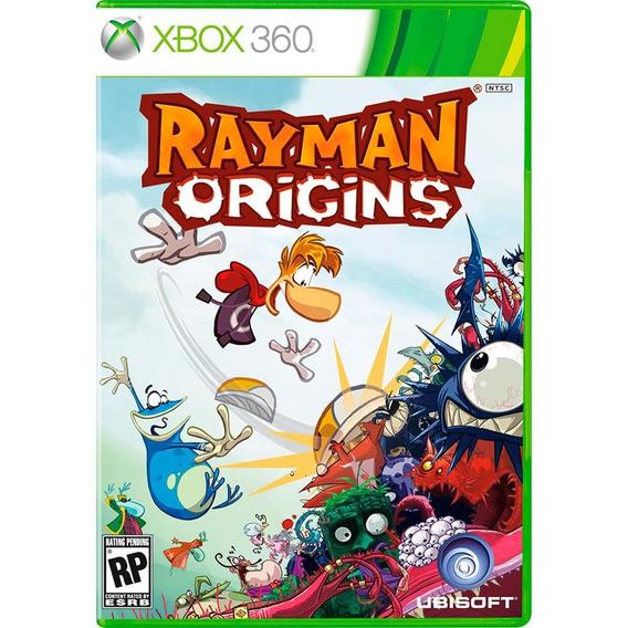 Game Rayman Origins Xbox 360 Midia Fisica Portuguêspromoção