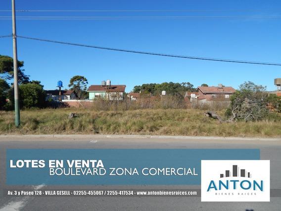 Lotes En Venta Boulevard Anton