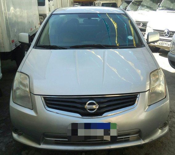 Nissan Sentra 2.0 Flex 4p 2011