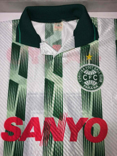 Camisa Do Coritiba Futebol Clube Sanio