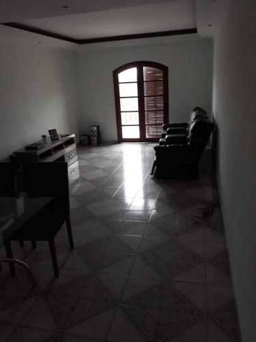 Sobrado Para Venda Em Taboão Da Serra, Parque Monte Alegre, 3 Dormitórios, 1 Suíte, 2 Banheiros, 2 Vagas - So0669_1-1134963
