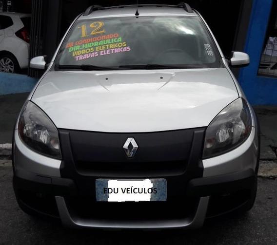 Renault Sandero Stepway 1.6 2012