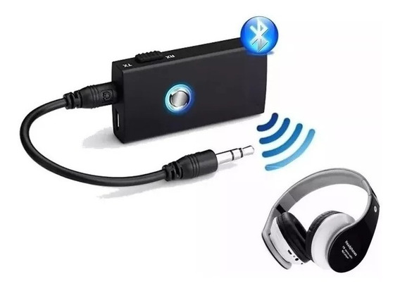 Adaptador Wireless Bluetootth P/tv Samsung Lg Sony P/ Fone