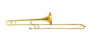 Trombón Tenor New Orleans 6422l Dorado