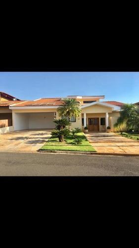Casa À Venda Por R$ 2.000.000,00 - Condomínio Village Santa Helena - São José Do Rio Preto/sp - Ca8862