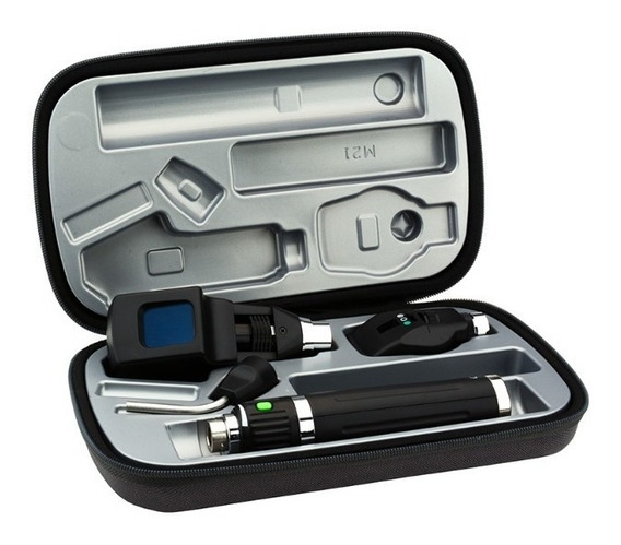 Retinoscopio / Oftalmoscopio Eco Kit Completo Opti +