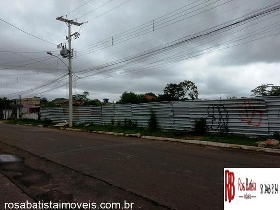 Terreno Localizado(a) No Bairro Estância Velha Em Canoas / Canoas - T171
