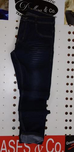 Imagem 1 de 3 de Calça Jeans Skinny Masculina