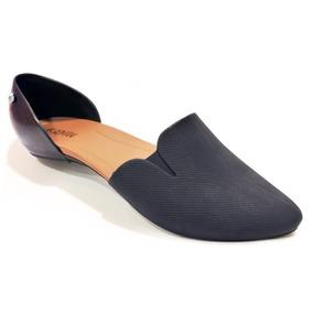 Boaonda Daisy, Zapato Flat Dama, Azul, Jelly Shoes, Comodos