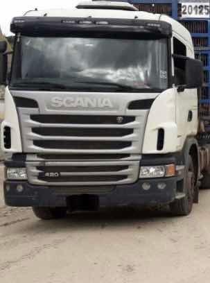 Imagem 1 de 8 de Scania G420 6x4