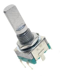 Encoder Rotativo Ec11 20 Ppr Con Pulsador Arduino Itytarg