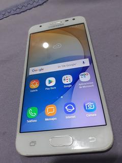 Celular Samsung Galaxy J5 Prime Dourado E Branco 4g Usado