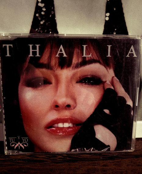 Thalia - Cd Single Thalia - Tu Y Yo