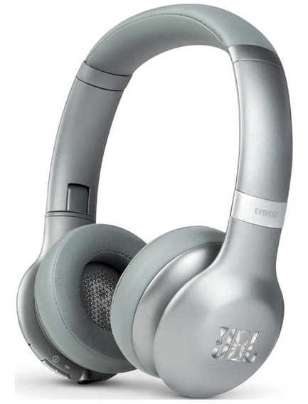 Fone De Ouvido Jbl Everest 310 V310 Bluetooth Prata Nota Fis