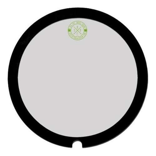 Imagen 1 de 3 de Big Fat Snare Drum Green Monster 14  Pulgadas
