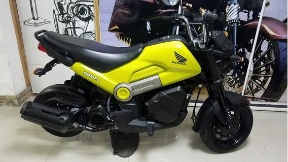 Honda Navi 2018