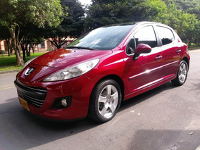 Peugeot 207 Premium Cielo Tp 1600 Cc 5p