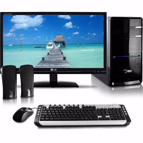 #limitado Pc Completo Core I5 4gb Hd500+wi-fi+monitor 19