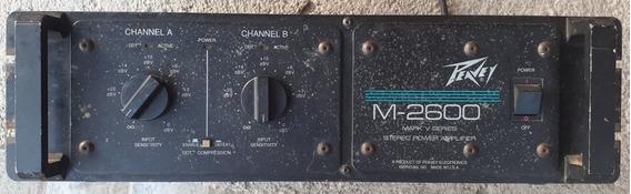 Amplificador Peavey 2600