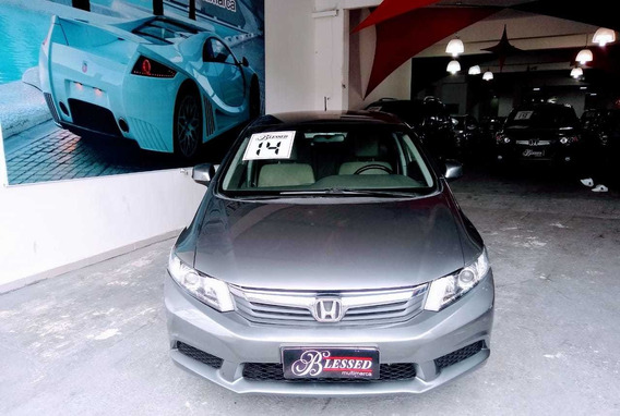 Civic Lxs 1.8 Flex Mecanico