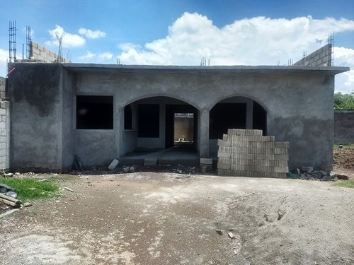 Vendo Casa En Obra Gris 350m2 De Terreno En Cuautla Morelos
