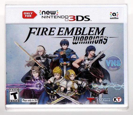 Fire Emblem Warriors - New 3ds - Midia Física - Lacrado