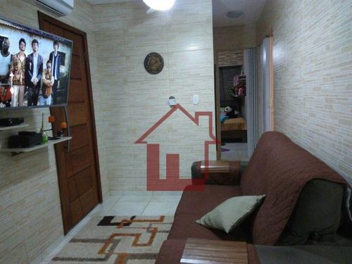 Imagem 1 de 18 de Casa À Venda No Bairro Vila Rica - Tiradentes - Volta Redonda/rj - C1444