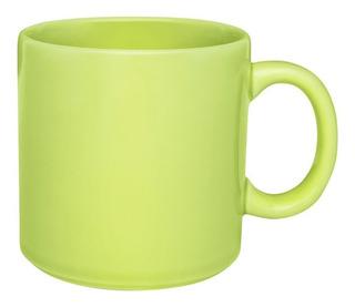 Taza Grande De Ceramica Biona 360 Ml Varios Colores Jarro Mug Lavavajilla Microondas Te Café - Cuotas