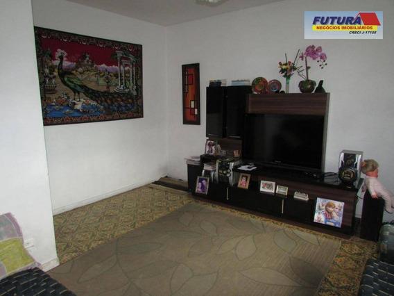 Sobrado Com 3 Dormitórios À Venda, 155 M² Por R$ 500.000,00 - Vila Valença - São Vicente/sp - So0297