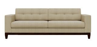 Sofa Hugo Pe Base Madeira Modulado Bipartido 2 Volumes 250cm