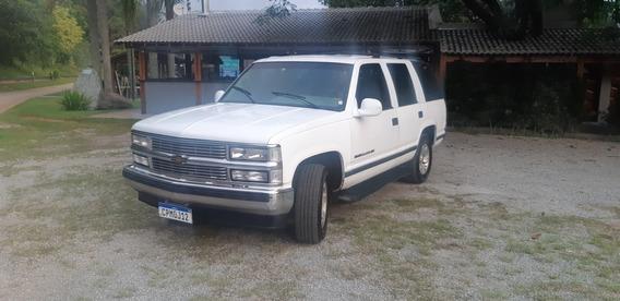 Chevrolet Grand Blazer 4.2 Dlx 5p 1999
