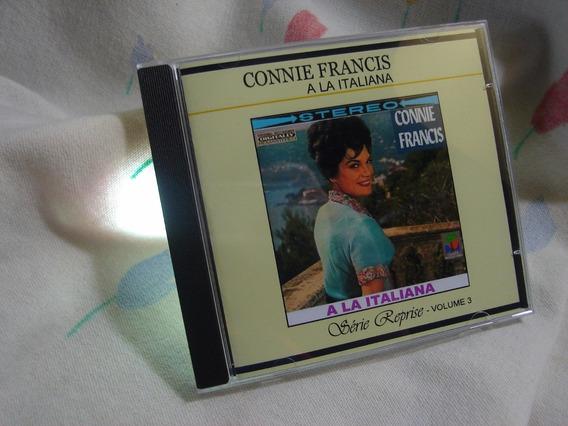 Connie Francis A La Italiana Cd Remasterizado Pop Anos 60