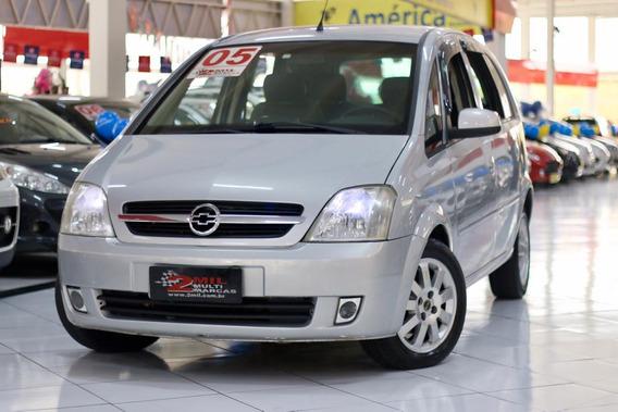 Chevrolet Meriva Max Completo 2005 Financio S/ Entrada Leia
