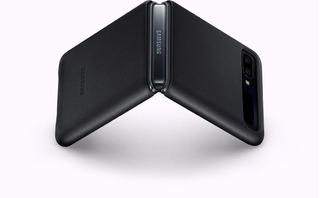 Galaxy Z Flip Preto 256gb 8gb Com Nf (brasil) Impecável