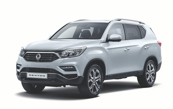 Ssangyong Rexton G4 Elite At 4x2