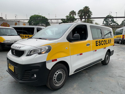 Peugeot Expert 2019 Escolar 16 Lugares
