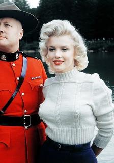 Marilyn Monroe Muñeca Figura Porcelana Franklin Mint Pop1