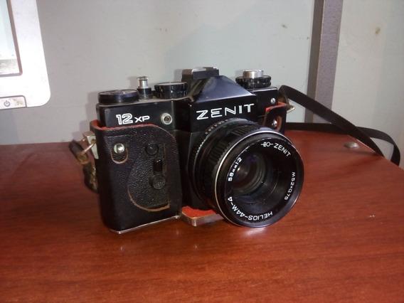 Camara Fotográfica Zenit 12xp De Colección