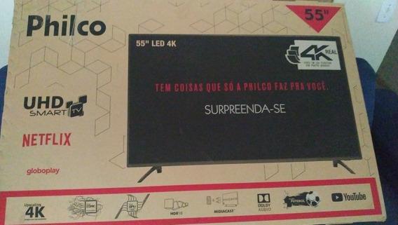 Fhilco Smart Tv 4k55